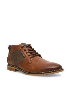 Men's Mixed Material Chukka Boot
