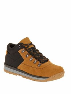 Men's Brown Leather Fashion Hiking Boot