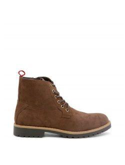 Duca di Morrone ANDERSON-BROWN-Brown-41 Mens Ankle Boot, Brown - Size 41