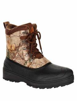 Men's Waterproof Camouflage Winter Pac Boots