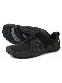 WHITIN Men's Minimalist Trail Runner Wide Toe Box Barefoot Inspired