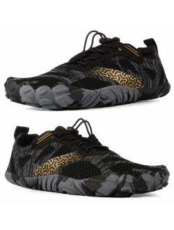 WHITIN Men's Cross-Trainer   Barefoot & Minimalist Shoe   Zero Drop Sole   Wide Toe Box