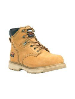 "Erland Pro Pit Boss 6"" Steel Toe Boot"
