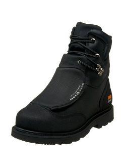 """Pro Men's 53530 8"""" Metguard Steel-toe Boot"""