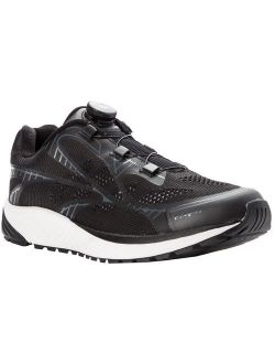 Mens One Reel Fit Walking Athletic Shoes -