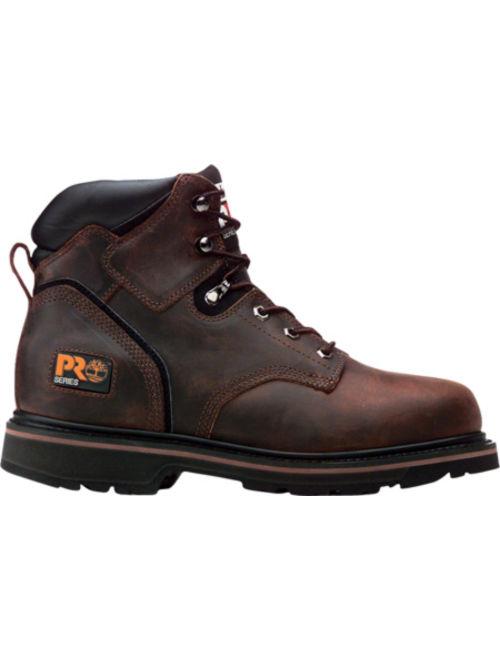 """Men's Timberland PRO Pit Boss 6"""" Soft Toe Boot"""
