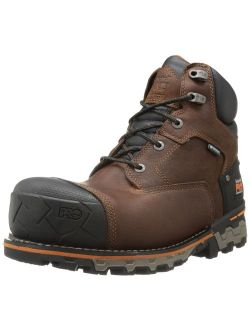 Pro Men's 6 Inch Boondock Comp Toe Wp Insulated Industrial Work Boot