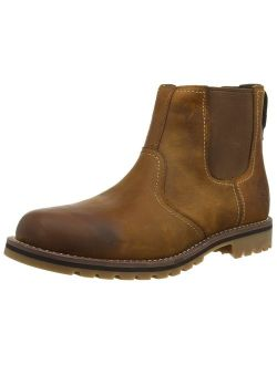 Mens Larchmont Chelsea Leather Boots