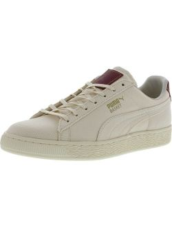 Men's Basket Mij Yachtlife White Ankle-high Canvas Fashion Sneaker - 8m