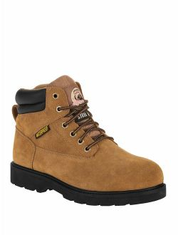 Men's Alpha Steel Toe Waterproof 6 Work Boots