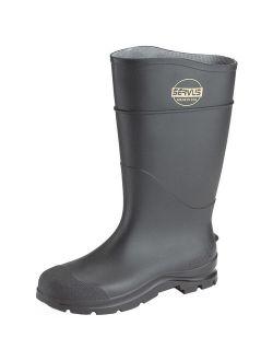 Norcross Men's Waterproof PVC Knee Boots