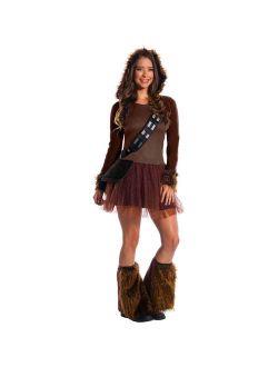 Star Wars Classic Womens Chewbacca Halloween Costume