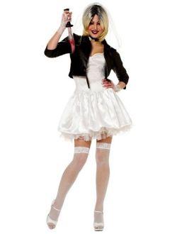 Sexy Chucky Bride Costume For Women
