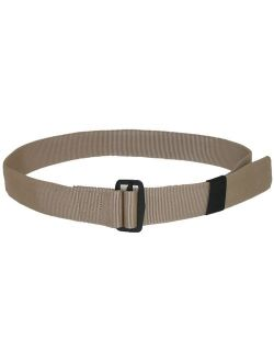 Size one size Men's Big and Tall Fabric 1 3/4 Inch BDU Adjustable Belt