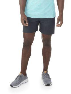 Big Men's 7' Unlined Woven Short