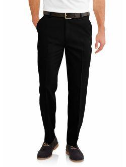 Mens Performance Comfort Flex Suit Pants