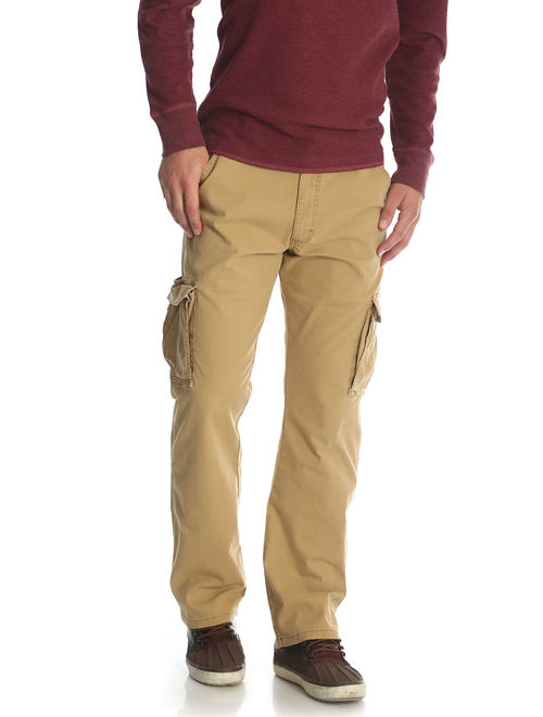 Wrangler Men's Comfort Solution Series Cargo Pant