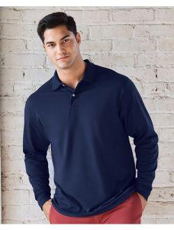 Jerzees SpotShield 50/50 Long Sleeve Sport Shirt
