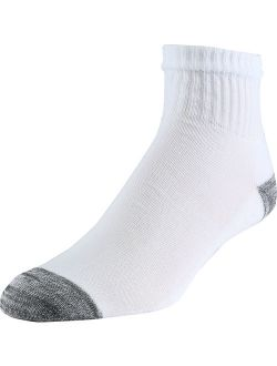 Men's Performance Stretch moveFX Ankle Socks 6-pack