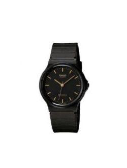 Men's Classic Analog Watch, Black - MQ24-1E