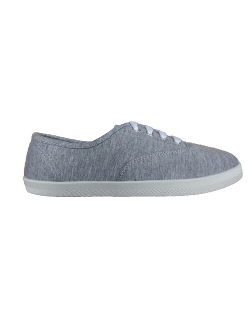 Time and Tru Women's Medium and Wide Width Casual Lace Up Shoe