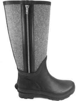 Womens Time Tru Zipper Winter Boot