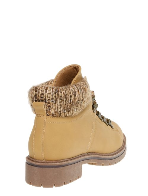 Womens Time And Tru Hiker Boot