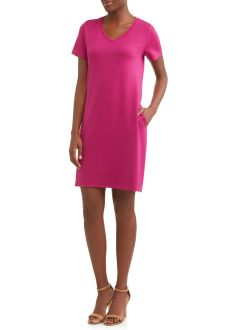 Women's French Terry Dress