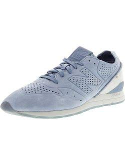 Men's Mrl696 De Ankle-high Suede Fashion Sneaker - 10.5m