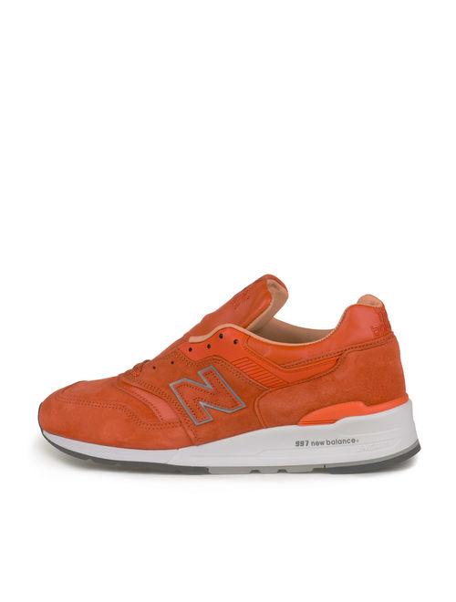 "New Balance Mens M997 ""Luxury Goods"" Orange M997TNY"