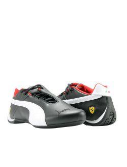 Sf Future Cat Og Ferrari Black-white Men's Casual Sneakers 30600602