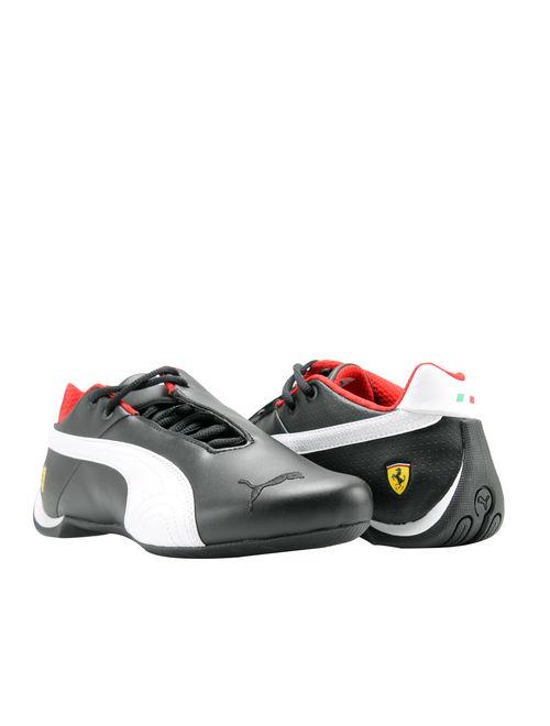 Puma SF Future Cat OG Ferrari Black-White Men's Casual Sneakers 30600602