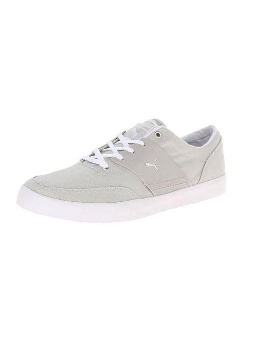 Puma Men's El Ace 4 TXT Fashion Sneaker Shoes, Gray & Blue