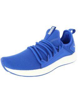Men's Nrgy Neko Strong Blue / White Running Shoe - 10m