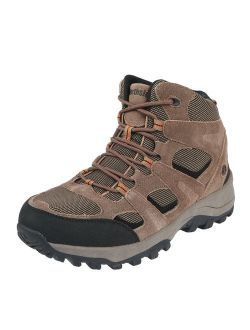 Mens Monroe Mid Leather Hiking Boot