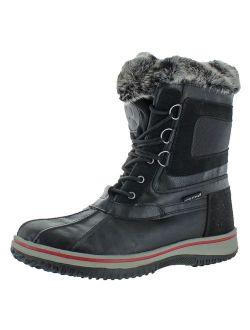 Revelstoke Mens Drydock Duck Toe Outdoor Snow Boots