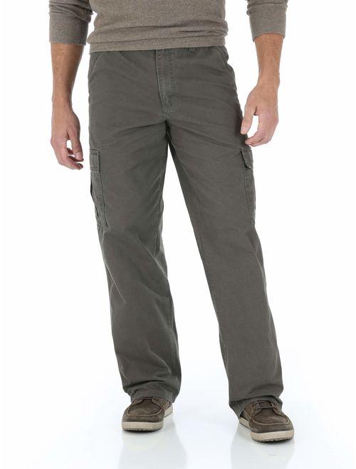 Wrangler Big Men's Rip-Stop Cargo Pants