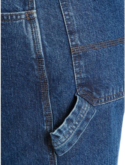 Wrangler Men's Denim Carpenter Shorts