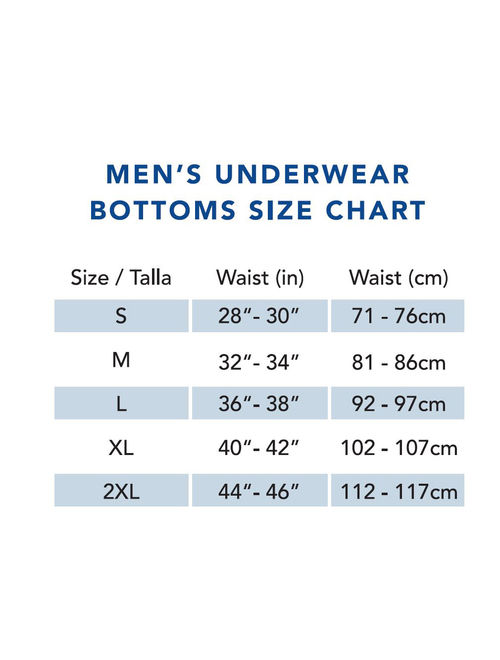 AND1 AND-1 Men's Long Leg Performance Boxer Brief, 5 Pack