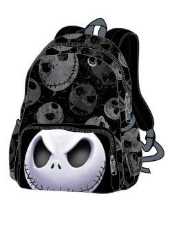 "Nightmare Before Christmas Jack 16"" Cargo Backpack"