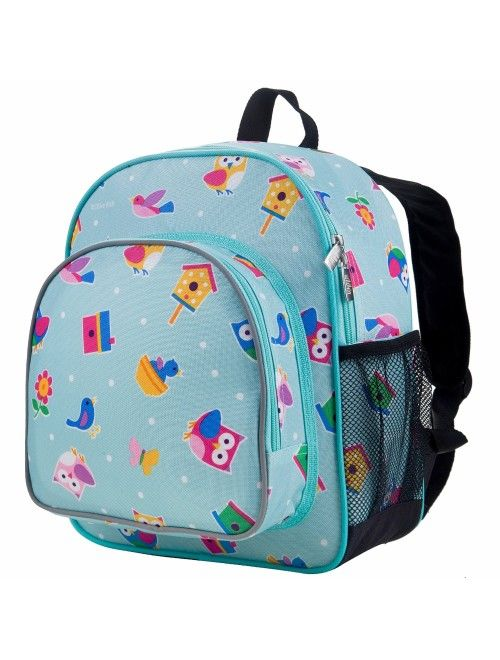 Wildkin Children's Backpack with Insulated Front Pocket, 12 Inch