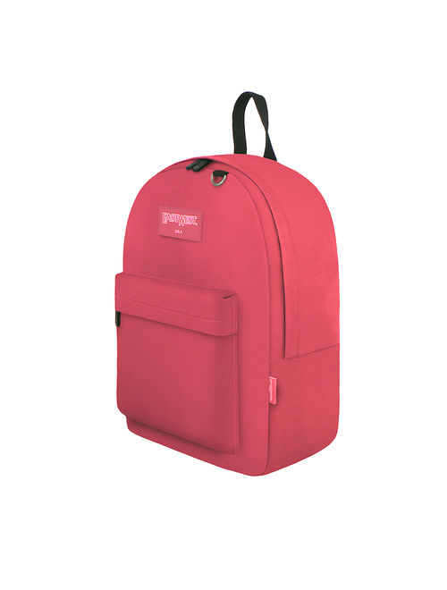 Classic School Backpack - Hot Pink