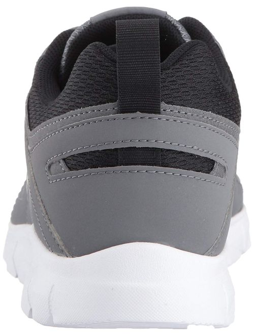 Reebok Mens REEBOK DASHHEX TR 2.0, ALLOY/WHITE/BLACK