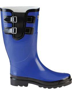 Puddletons Women's Classic Double Strap Rain Boots
