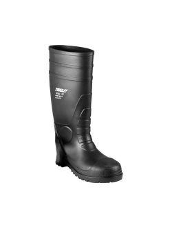 Sz11 Blk Pvc Sock Boots