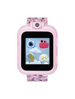 iTech Jr. Kids Smartwatch Pink With Unicorn Print