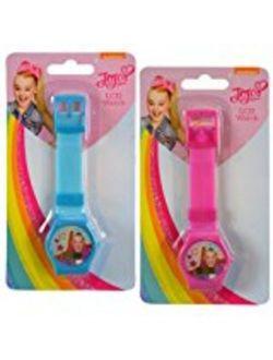 JoJo Siwa Digital Watch on Blister Card 2 Colors Asstd.