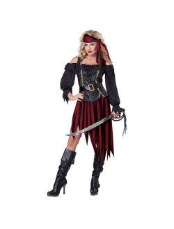 Womens Queen of the Seas Halloween Costume