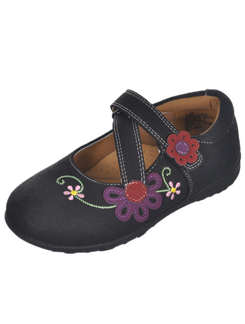 "Rachel Girls' ""Susie"" Mary Jane Shoes (Toddler Sizes 6 - 12)"