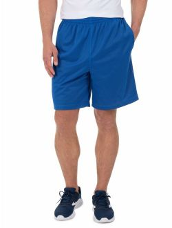Men's Active Performance Grid Mesh Short